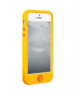 Чехол SwitchEasy Colors Yellow для iPhone 5