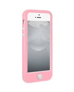 Чехол SwitchEasy Colors Light Pink для iPhone 5