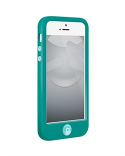 Чехол SwitchEasy Colors Turquoise для iPhone 5