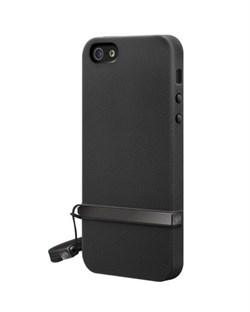 Оригинальный чехол SwitchEasy Lanyard Black для iPhone 5