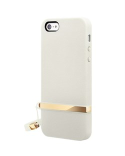 Оригинальный чехол SwitchEasy Lanyard White для iPhone 5