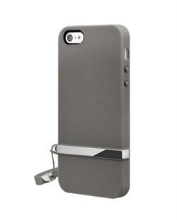 Оригинальный чехол SwitchEasy Lanyard Grey для iPhone 5