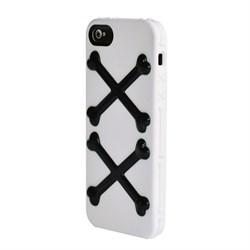Чехол SwitchEasy Bones White/Black Белый/черный для iPhone 5