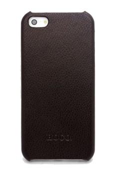 Чехол кожаный Hoco Case Black накладка для iPhone 5