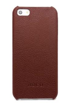 Чехол кожаный Hoco Case Brown накладка для iPhone 5