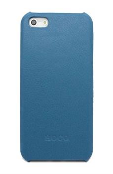 Чехол кожаный Hoco Case Blue накладка для iPhone 5