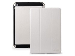 Чехол книжка Gissar Cover Case White для iPad Mini