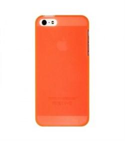 Чехол пластиковый Xinbo Orange оранжевый для iPhone 5