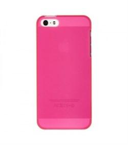 Чехол пластиковый Xinbo Pink розовый для iPhone 5