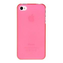 Чехол пластиковый Xinbo Pink розовый для iPhone 4/4s