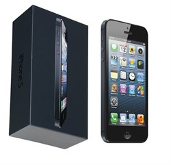 Смартфон Apple iPhone 5 Black 64Gb Unlocked