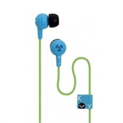 Наушники-гарнитура JBL/ROXY Reference 250 для iPhone/iPod (Blue/Green)