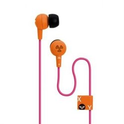 Наушники-гарнитура JBL/ROXY Reference 250 для iPhone/iPod (Orange/Pink)