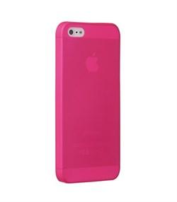 Чехол ультра-тонкий Ozaki O!Coat 0.3 Jelly Purple для iPhone 5