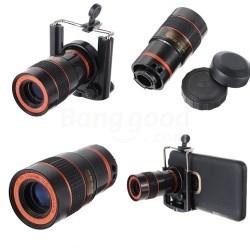Телескоп-объектив для Смартфонов Samsung и Iphone 4/5/5s/6/6+ - фото 5063