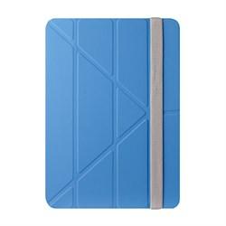 Чехол книжка OZAKI O!coat Slim-Y для iPad Mini (Голубой)
