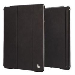 Чехол книжка JisonCase для Apple iPad Air (Черный)