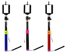 Палка для селфи. Монопод для iPhone, Samsung, Sony и др. Cable Take Pole