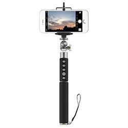 Монопод-держатель с Bluetooth ROCK Smart Selfie Shutter