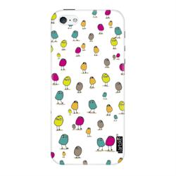 Чехол-накладка Artske iPhone SE/5/5S Uniq case Birds - фото 5735