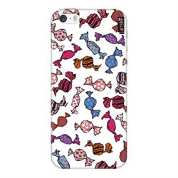 Чехол-накладка Artske iPhone SE/5/5S Uniq case Candy Red - фото 5736