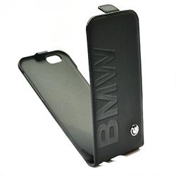 Чехол-флип Logo Signature BMW для iPhone 6/6s - фото 5758