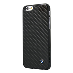 Чехол-накладка BMW для iPhone 6/6s Signature Hard Real Carbon - фото 5771