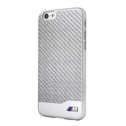 Чехол-накладка BMW для iPhone 6/6s M-Collection Hard Aluminium&Carbon - фото 5775