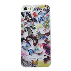 Чехол-накладка для iPhone SE/5/5S Christian Lacroix Butterfly Collection - фото 5893
