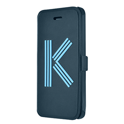 Чехол-книжка для iPhone SE/5/5S Kenzo Big K - фото 6038