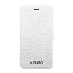 Чехол-книжка для iPhone SE/5/5S Kenzo Croco - фото 6045