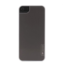 Чехол-накладка для iPhone SE/5/5S iCover Hairline зеркальный - фото 6133