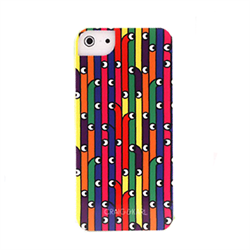 Чехол-накладка для iPhone SE/5/5S iCover Craig&Karl Design4 - фото 6175