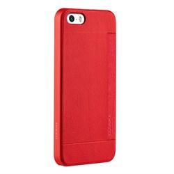 Оригинальный чехол Ozaki O!Coat 0.3 + Pocket для iPhone SE/5/5S - фото 6289