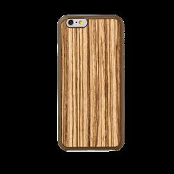 Оригинальный чехол-накладка Ozaki O!Coat 0.3 + Wood для iPhone 6/6s - фото 6316