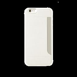 Оригинальный чехол-накладка Ozaki + Pocket для iPhone 6/6s с дополнительным отделением - фото 6371