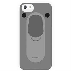 Чехол-подставка Ozaki Shout для iPhone SE/5/5S с анималистичными принтами - фото 6434