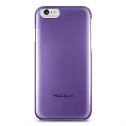 Чехол-накладка для iPhone 6/6s Plus+ Macally Snap-on - фото 6732