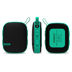 Мини-Акустика Remax RM-X2 Bluetooth, гарнитура+радио+AUX - фото 6798