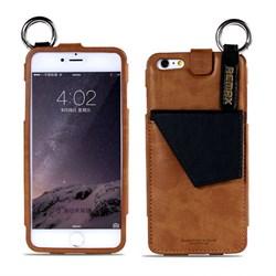 Чехол-накладка для iPhone 6/6s Plus+ Remax Leather K-Cool Series - фото 6840