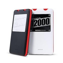 Внешний аккумулятор Kingkong Series REMAX 12000мА - фото 6873
