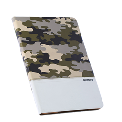 Чехол-книжка Remax Aimer Series Military Design для Apple iPad Air 2 - фото 6952