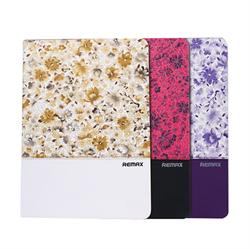 Чехол-книжка Remax Aimer Series Flowers Design для Apple iPad Mini 2/3 - фото 6967