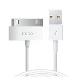 Кабель для iPhone/ iPad HOCO 30pin-USB Data Cable 120cм - фото 7320