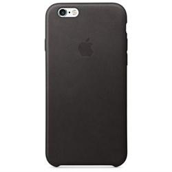 Оригинальный силиконовый чехол-накладка apple для iPhone 6/6S Plus, цвет «черный» (MKXF2ZM/A) - фото 7884