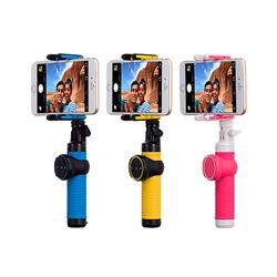 Комплект 2 в 1 монопод+трипод Momax Selfie Hero Selfie Pod 50 см - фото 8088