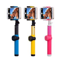 Палка для селфи Momax Selfie Hero Selfie Pod 100 см + тренога в комплекте (KMS7) - фото 8117
