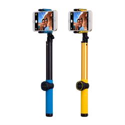 Монопод Momax Selfie Hero Selfie Pod 150 см + трипод в комплекте (KMS8) - фото 8124