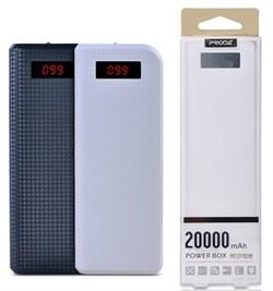 Внешний аккумулятор REMAX/PRODA Power Box 20000 mAh  - фото 8197