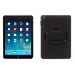 """Оригинальный чехол-накладка Griffin Airstrap для iPad 9.7"""" (2017/2018)/ iPad Air с держателем - фото 8328"""